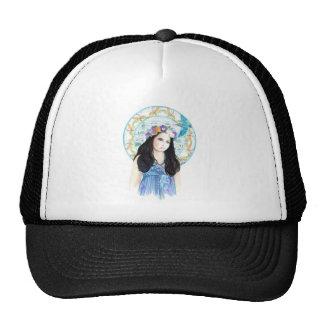Jade Kingfisher Trucker Hats