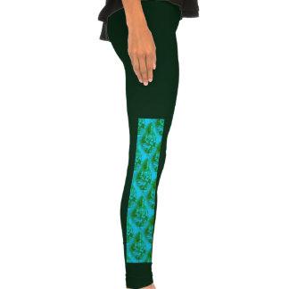 Jade Kwan Yin Legging Tights