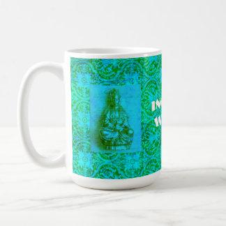 Jade Kwan Yin Mugs