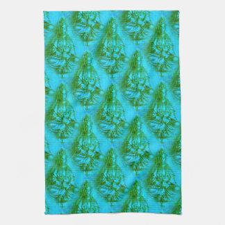 Jade Kwan Yin Towel