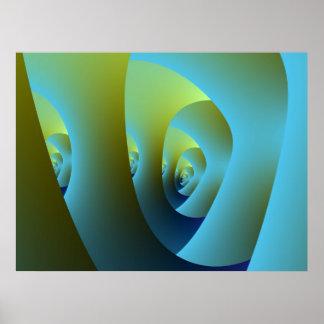 Jade Labyrinth Poster