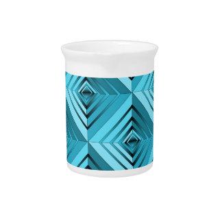 Jade Layers Beverage Pitchers