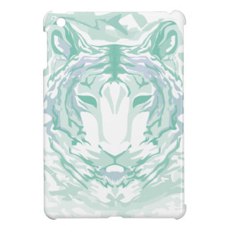 Jade mountain tiger cover for the iPad mini