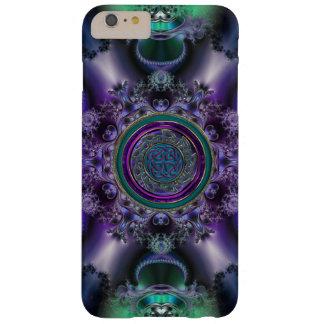 Jade 'n Amethyst Celtic Fractal iPhone 6 Plus Case