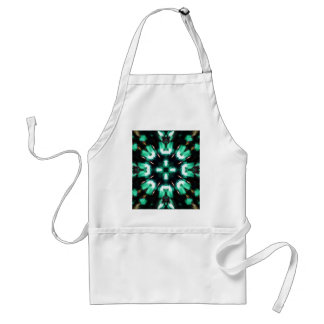 Jade Reflections Adult Apron