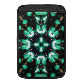 Jade Reflections MacBook Sleeve