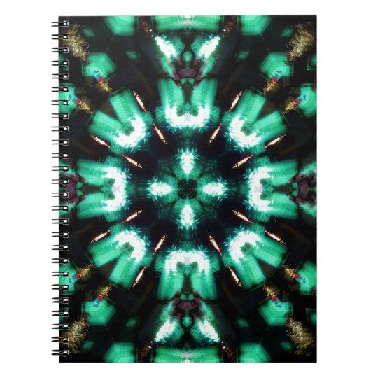 Jade Reflections Notebook