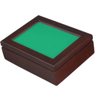 Jade Solid Color Memory Box