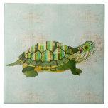 Jade Turtle Tile
