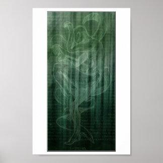 jade wall poster