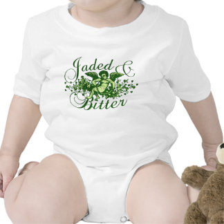 Jaded and Bitter Romper