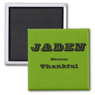 jaden 2 inch square magnet