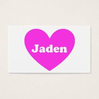 Jaden Business Card