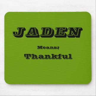 jaden mouse pad
