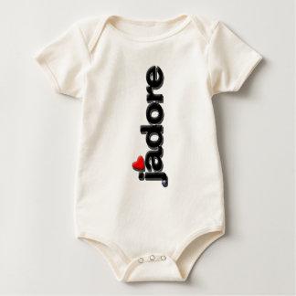 jadore baby bodysuit