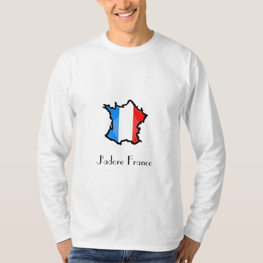 J'adore France T-Shirt