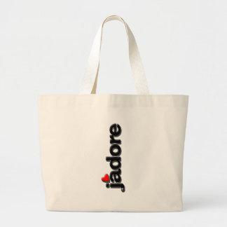 jadore large tote bag