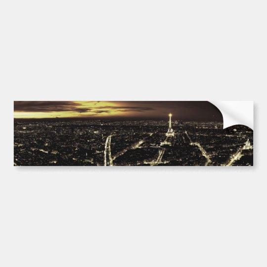 J'Adore Paris Bumper Sticker