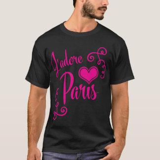 J'Adore Paris - I Love Paris T-Shirt