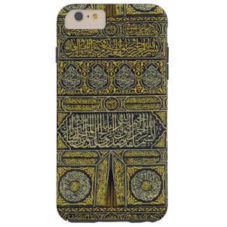 Jadye árabe musulmán islámico Kaaba de la Funda Resistente iPhone 6 Plus