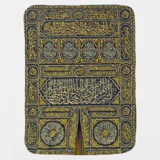 Jadye árabe musulmán islámico Kaaba de la Manta De Bebé