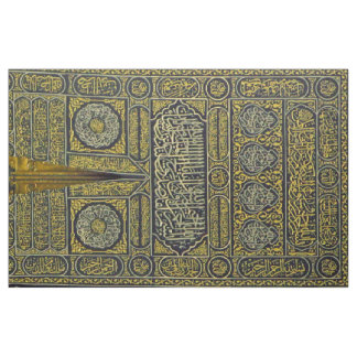 Jadye árabe musulmán islámico Kaaba de la Telas