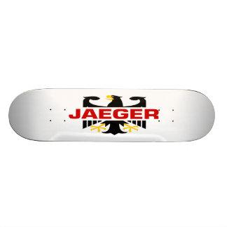 Jaeger Surname Skate Boards