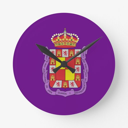 Jaén (España) Reloj