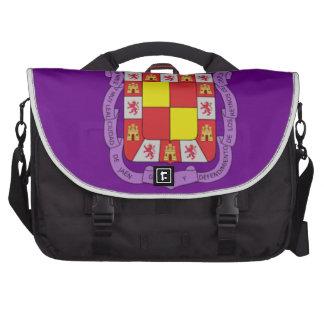 Jaén Flag Laptop Commuter Bag