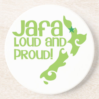 JAFA Loud and proud! (New Zealand Auckland) Coaster