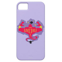 Case-Mate Vibe iPhone 5 Case with Jafar: Long Live Evil design