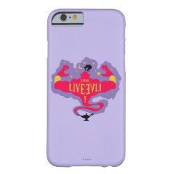 Case-Mate Barely There iPhone 6 Case with Jafar: Long Live Evil design