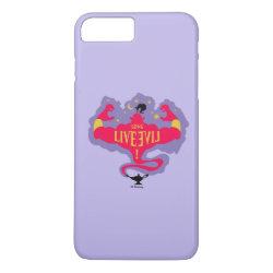 Case-Mate Tough iPhone 7 Plus Case with Jafar: Long Live Evil design