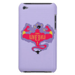 Case-Mate iPod Touch Barely There Case with Jafar: Long Live Evil design