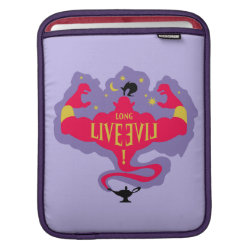 Jafar: Long Live Evil iPad Sleeve