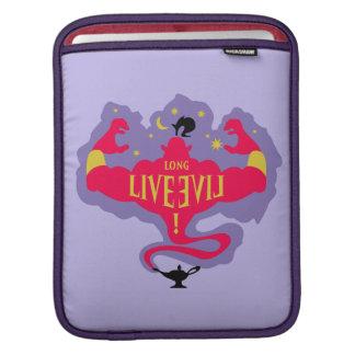 Jafar - Long Live Evil iPad Sleeve