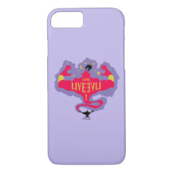 Case-Mate Barely There iPhone 7 Case with Jafar: Long Live Evil design