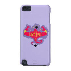 Case-Mate Barely There 5th Generation iPod Touch Case with Jafar: Long Live Evil design