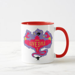 Combo Mug with Jafar: Long Live Evil design