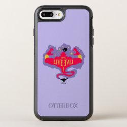 OtterBox Apple iPhone 7 Plus Symmetry Case with Jafar: Long Live Evil design