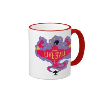 Jafar - Long Live Evil Ringer Mug