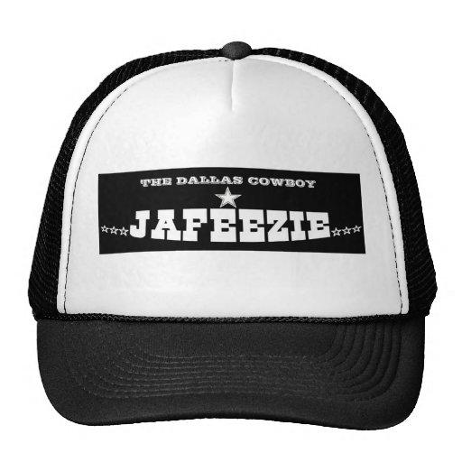 Jafeezie - leyenda llevada Logo-2-2 Gorros Bordados