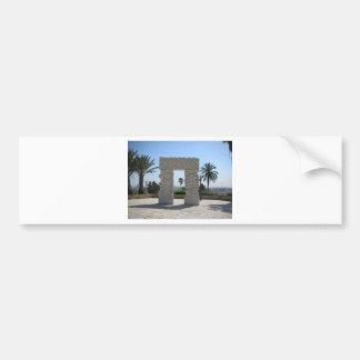 Jaffa Bumper Sticker