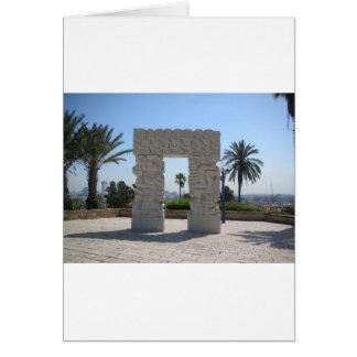 Jaffa Card