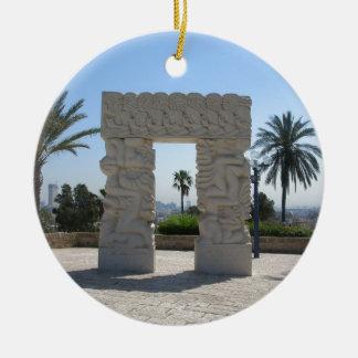 Jaffa Ceramic Ornament