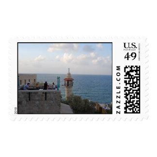 Jaffa, Israel Stamp