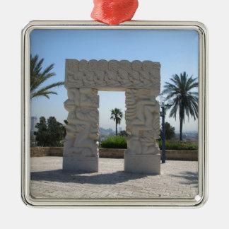 Jaffa Metal Ornament