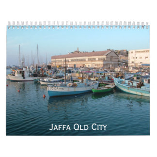 Jaffa Old City Calendar