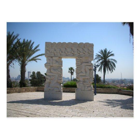 Jaffa Postcard
