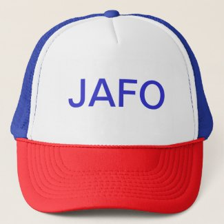 JAFO TRUCKER HAT